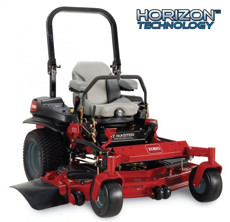 Z Master Professional 6000 Horizon Tech