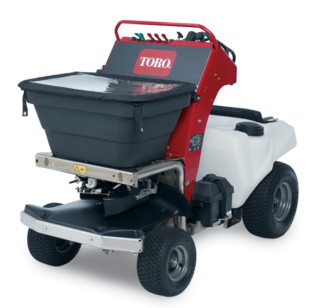 Toro Stand On Spreader Sprayer 34215 Farmmoto Com Au