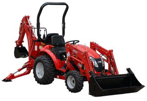 TYM T273 TLB Tractor with Loader and Backhoe