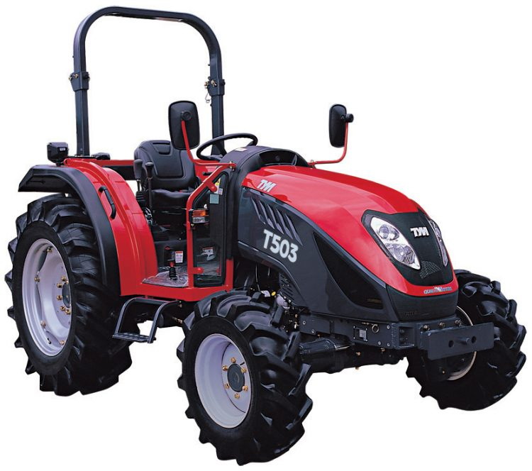 TYM T503 ROPS Utility Tractor