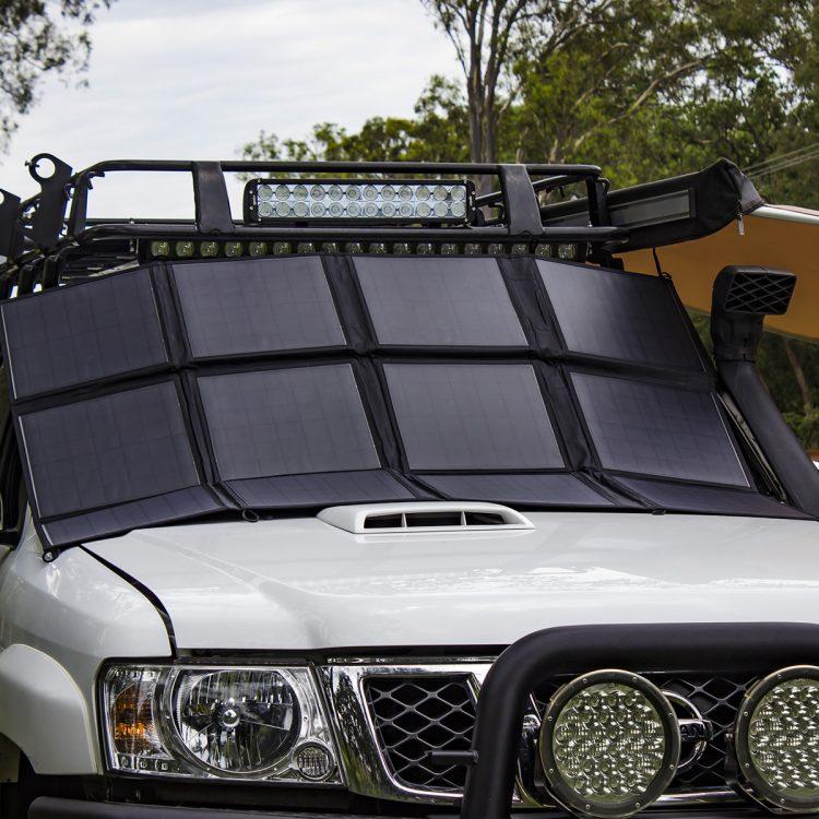 KT Solar - Solar Blanket Portable 200 Watt (KT70713)
