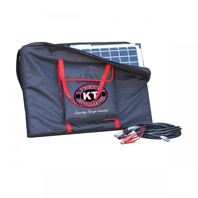 KT Solar - Solar Panel Kit Portable Folding 12V 120Watt (KT70710)