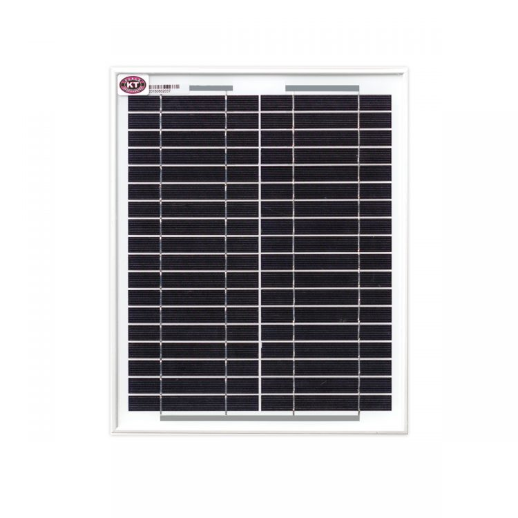 KT Solar - Solar Panel Single Cell 12V 10Watt (KT70715)