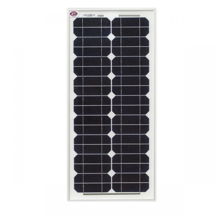 KT Solar - Solar Panel Single Cell 12V 20Watt (KT70716)