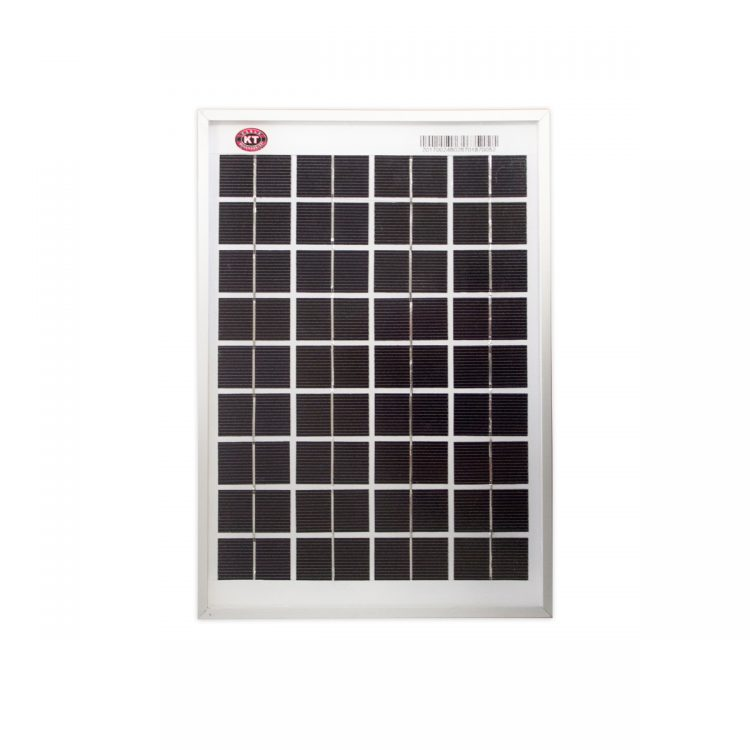 KT Solar - Solar Panel Single Cell 12V 5Watt (KT70714)
