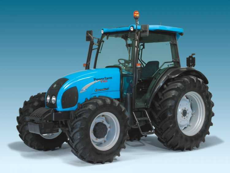 Landini Powerfarm 110 Cab Synchro-Shuttle