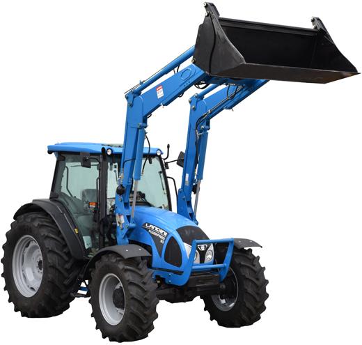 Powerfarm 110 RPS Power-Shuttle Power-Shift Utility Tractor