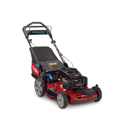 Toro Recycler 22 Inch (56 cm) PoweReverse Personal Pace High Wheel (50-State) (20357)