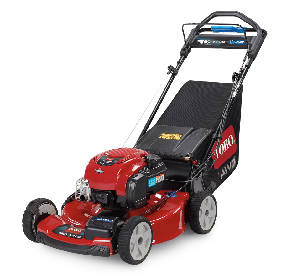 Toro Recycler 22 Inch (56 cm) All-Wheel Drive Personal Pace (20353)