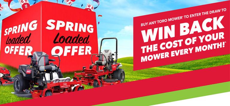 slider image - Toro Spring Catalogue