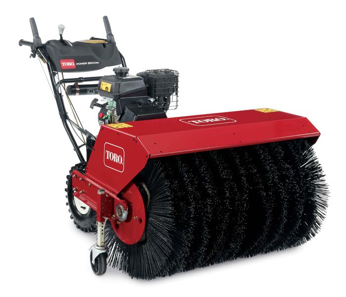 Toro Walk-Behind Power Broom (38700)