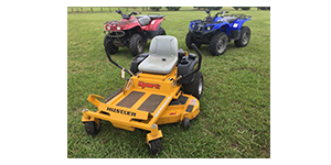 Used & Pre-Owned Equipment