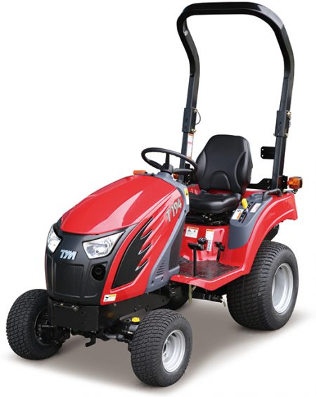TYM T194 Sub Compact Garden Tractor