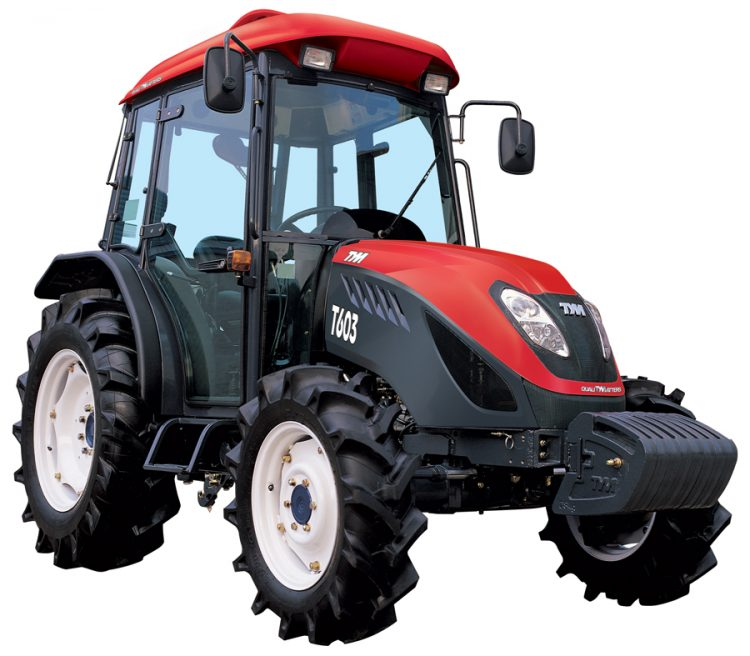 TYM T603 Cabin Tractor
