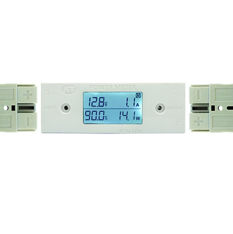 KT Solar Accessories - Power Meter In-Line 100V 125Amp (KT70752)