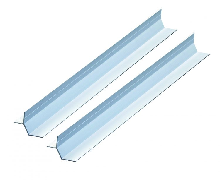 KT Solar Accessories - Solar Panel Mounting Rails (Twin Pack) (KT70750T)