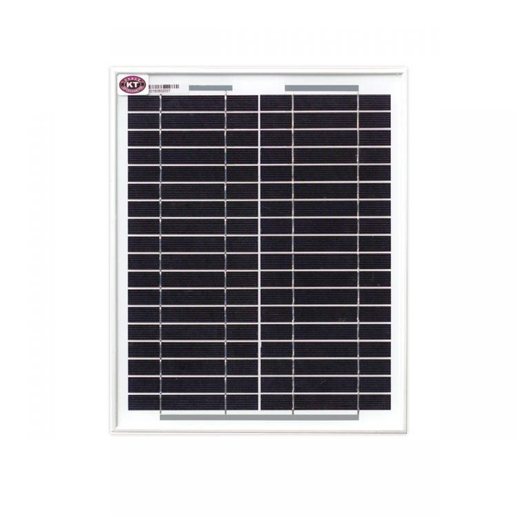 KT Solar - Solar Panel Single Cell 12V 10Watt (KT70715)