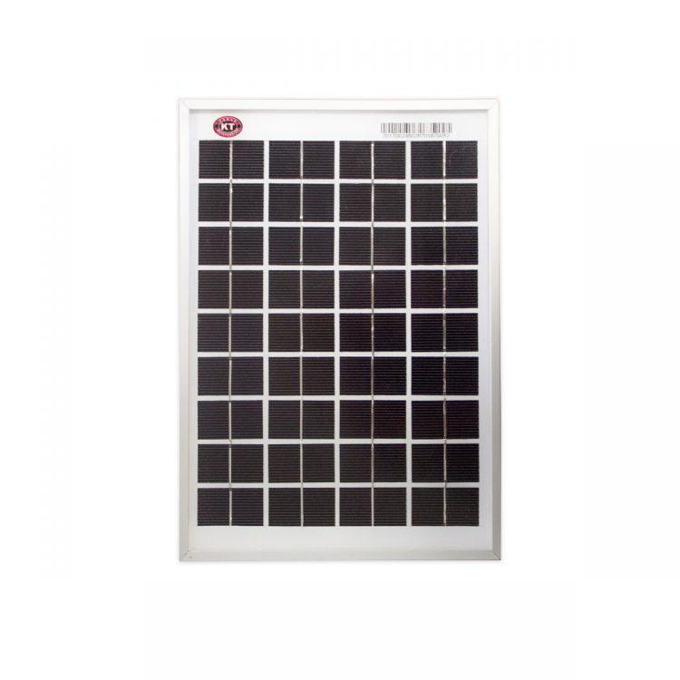 KT Solar - Solar Panel Single Cell 12V 5Watt (KT70714)