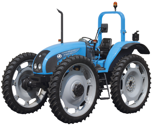 Landini Powerfarm High Clearance ROPS