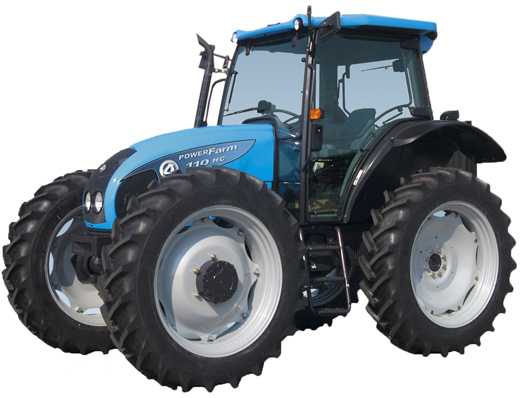 Landini Powerfarm High Clearance Cabin